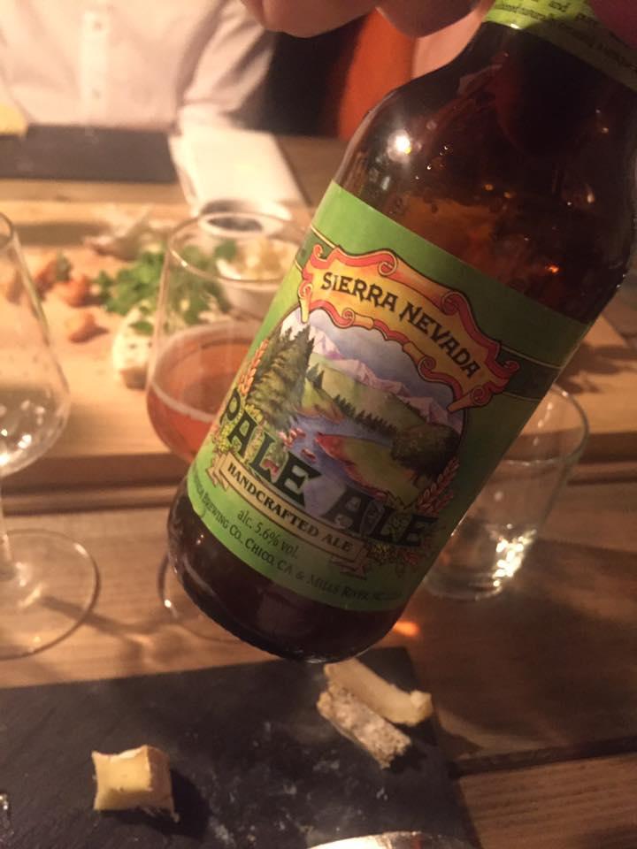 Pale ale på flaske