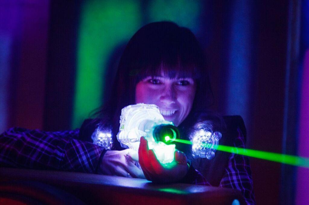 Laserspill, en flott aktivitet i Oslo for barn og voksne!