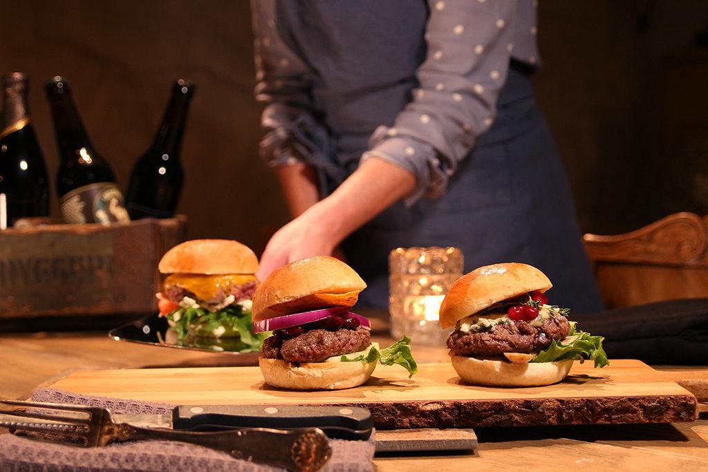 Ølsmaking med burger i Oslo