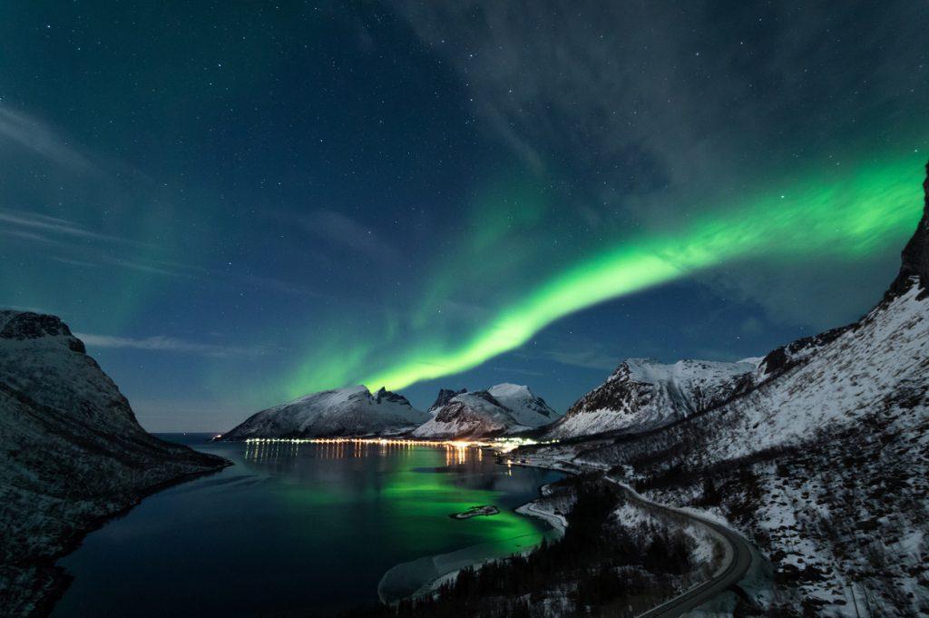 Opplev Norge på sitt beste på Nordlyssafari.