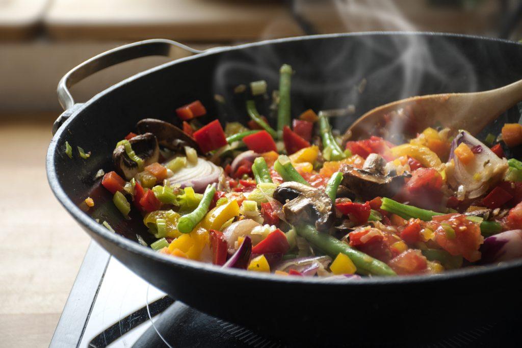 Vegetarpasta er en sikker vinner og perfekt for en uke med vegetarmat